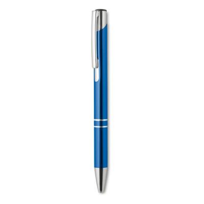 Bolígrafo grabado con pulsador para empresas
