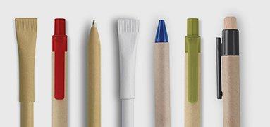 bolígrafos de empresa ecológicos
