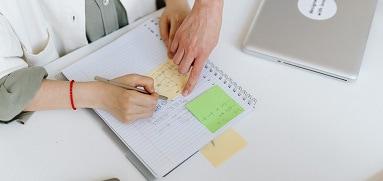Post importancia escribir notas a mano